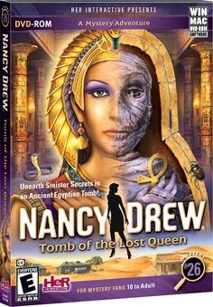Nancy drew spel