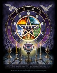 ben je een wiccan ?