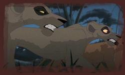 welke outlander(lion king) ben jij?