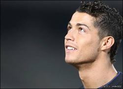 I love you with all my heart - Cristiano Ronaldo
