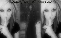 [TH] ~ Butterflies will never die.