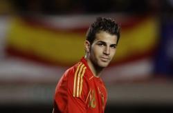 Cesc Fàbregas, my hero.
