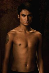 I'm just a normal girl, right?|Seth Clearwater||Twilight|Afgelopen