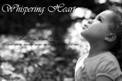 Whispering Heart [16+][Afgelopen]