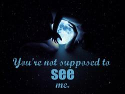 You're not supposed to see me -- featuring Justin Drew Bieber [FINISHED]