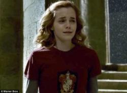 Angry Beginnings, Happy Endings (hermione en snape lovestory)
