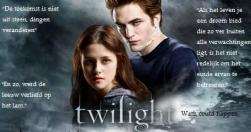 Twilight story (What could happen)