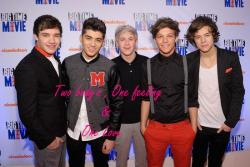 two body's , two feelings, one love - one direction