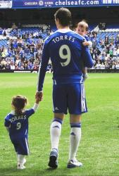 I don't wanna lose you -Fernando Torres-