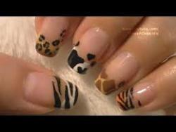 leuke (makkelijke) figuurtjes voor je nagels!