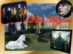 Delia Hazana - De alwetende heks