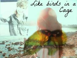 Like birds have been trapped  | THG | Finnick Odair {Beëindigd}