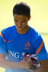 I will catch you if you fall - Ibrahim Afellay