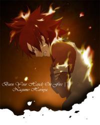 Burn Your Hands On Fire || Nagumo Haruya ~ Afgelopen