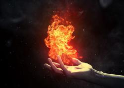 Als vuur zich tegen water keert. [7-shot]