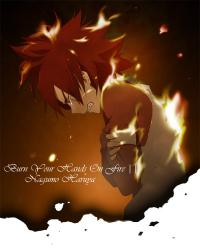 Burn Your Hands On Fire || Nagumo Haruya ~ Afgelopen