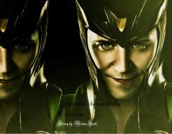 I had fall for a bad guy but why? Loki and me.