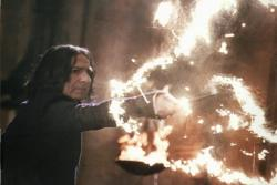 Snape's Woede