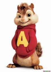 Welke Chipmunk (van alvin and the chipmunks) ben jij?