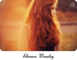 Eleanor Weasley [Ended}