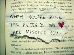 When You're Gone ~ Niall Horan