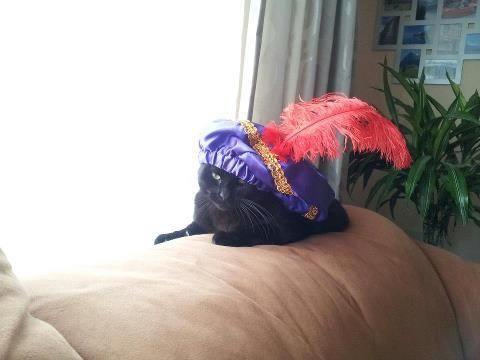 Salem als Zwarte Piet