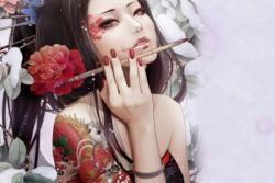Foto bij Profiel ~ VII ~ Asian