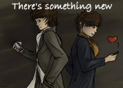 Foto bij • 5.0 ~ There's something new