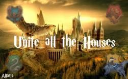 Unite all the houses {Hogwarts Story}
