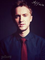 Affaire ~ Draco Malfoy   [16+]