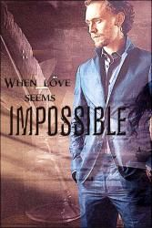 when love seems impossible *tom hiddleston*