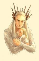 Foto bij 3 • De geboorte van een prins