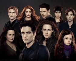 Foto bij Chapter Two. The Cullens