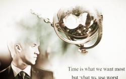 Time Turner × Draco Malfoy