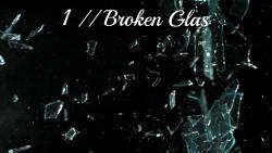 Foto bij 1 // Broken Glass - °6