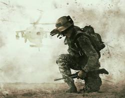 Foto bij 50 Battlefield briefing
