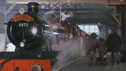 Foto bij The Hogwarts Express